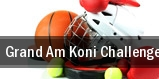 Grand Am Koni Challenge tickets