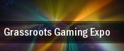 Grassroots Gaming Expo tickets