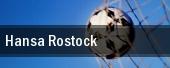 Hansa Rostock Rostock tickets