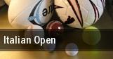 Italian Open tickets