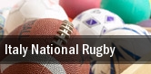 Italy National Rugby tickets