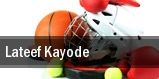 Lateef Kayode tickets
