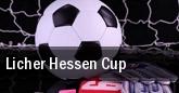 Licher Hessen Cup tickets