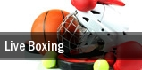 Live Boxing tickets