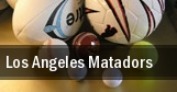 Los Angeles Matadors tickets