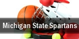 Michigan State Spartans East Lansing tickets