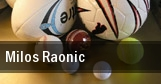 Milos Raonic tickets