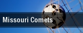 Missouri Comets Independence Events Center tickets