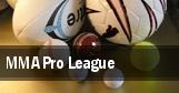 MMA Pro League tickets