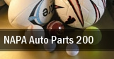 NAPA Auto Parts 200 tickets