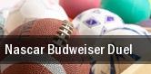 NASCAR Budweiser Duel tickets