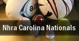 NHRA Carolina Nationals tickets