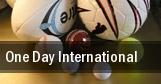 One Day International tickets