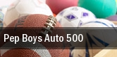 Pep Boys Auto 500 tickets