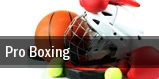Pro Boxing tickets
