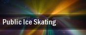 Public Ice Skating tickets