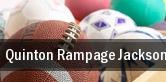 Quinton Rampage Jackson tickets