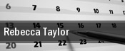 Rebecca Taylor tickets