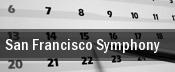 San Francisco Symphony Davies Symphony Hall tickets