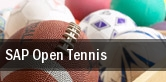 SAP Open Tennis tickets