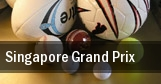 Singapore Grand Prix tickets
