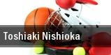 Toshiaki Nishioka tickets