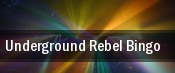 Underground Rebel Bingo tickets