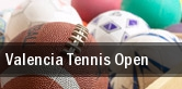 Valencia Tennis Open tickets