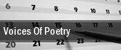 Voices Of Poetry Clarence Muse Cafe Theater tickets