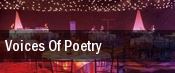 Voices Of Poetry Dallas tickets