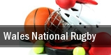 Wales National Rugby tickets