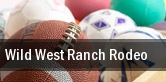 Wild West Ranch Rodeo tickets