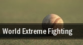 World Extreme Fighting tickets