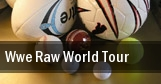 WWE Raw World Tour tickets