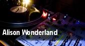 Alison Wonderland tickets
