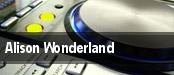 Alison Wonderland Los Angeles tickets