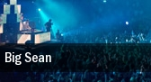 Big Sean Greensboro Coliseum Special Events Center tickets