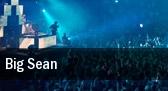 Big Sean Greensboro Coliseum Special Events Center tickets