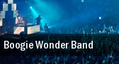 Boogie Wonder Band tickets