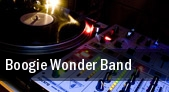 Boogie Wonder Band Cypress Bayou Casino tickets