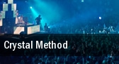 Crystal Method Britt Festivals Gardens And Amphitheater tickets