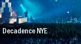 Decadence NYE Denver tickets