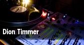 Dion Timmer tickets