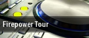 Firepower Tour Egyptian Room At Old National Centre tickets