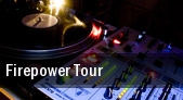 Firepower Tour tickets