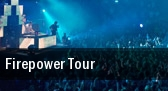Firepower Tour Town Ballroom tickets