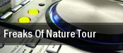 Freaks of Nature Tour Bayou Music Center tickets