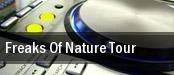 Freaks of Nature Tour El Paso tickets