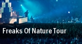 Freaks of Nature Tour Sacramento Memorial Auditorium tickets