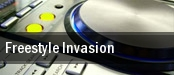 Freestyle Invasion tickets